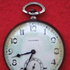 Relojes de bolsillo: ANTIGUO RELOJ DE BOLSILLO TALISMÁN, FUNCIONANDO. Lote 293646233