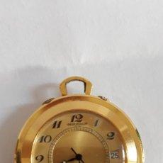 Orologi da taschino: RELOJ DE BOLSILLO Y VIAJE JARGER LE COULTRE. NO ESTA PROBADO. Lote 295015548