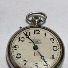 Relojes de bolsillo: RELOJ DE BOLSILLO CARGA MANUAL MAGNÍFICO 1A PARA PIEZAS 49MM. Lote 296770923