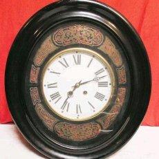Relojes de pared: RELOJ OJO DE BUEY. Lote 12286413