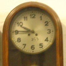 Relojes de pared: RELOJ DE PARED. Lote 24563508