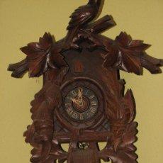 Relojes de pared: RELOJ DE PARED DE CUCO.. Lote 27452327