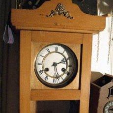 Relojes de pared: RELOJ DE PARED ALFONSÍN JUNGHANS. Lote 26110608