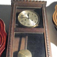 Relojes de pared: RELOJ DE PARED ALEMÁN. Lote 26723951
