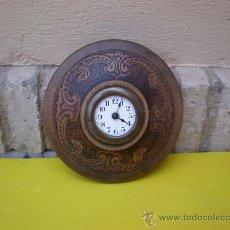 Relojes de pared: PEQUEÑO RELOJ CUERDA. Lote 8547729