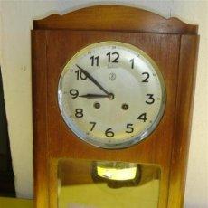 Relojes de pared: RELOJ DE PARED REGULADORA. Lote 9850218