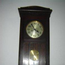 Relojes de pared: RELOJ DE PARED ANTIGUO. Lote 10126601