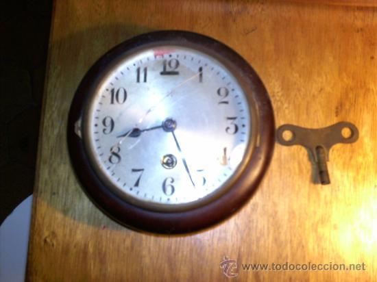 RELOJ REDONDO (Relojes - Pared Carga Manual)
