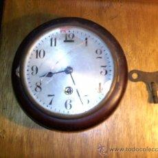 Relojes de pared: RELOJ REDONDO. Lote 26556618