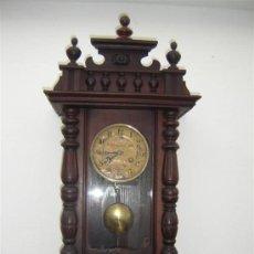 Relojes de pared: RELOJ DE PARED ANTIGUO 1. Lote 12050914