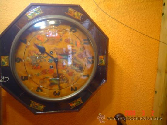 RELOJ SIGLO XIX (Relojes - Pared Carga Manual)