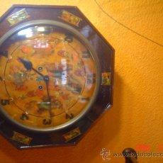 Relojes de pared: RELOJ SIGLO XIX. Lote 27018191