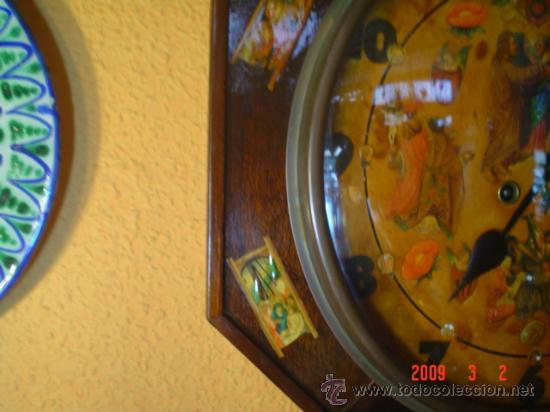 Relojes de pared: RELOJ SIGLO XIX - Foto 3 - 27018191