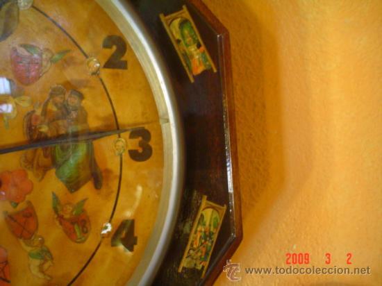 Relojes de pared: RELOJ SIGLO XIX - Foto 5 - 27018191