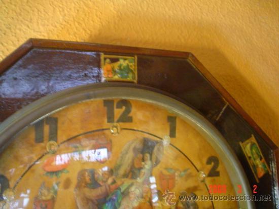 Relojes de pared: RELOJ SIGLO XIX - Foto 6 - 27018191