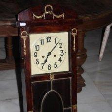 Relojes de pared: RELOJ, MAQUINA MOREZ REF.4331. Lote 12405698