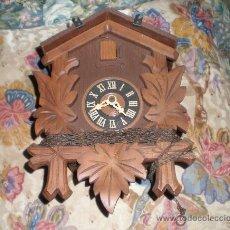 Relojes de pared: RELOJ CUCÚ.. Lote 27341457