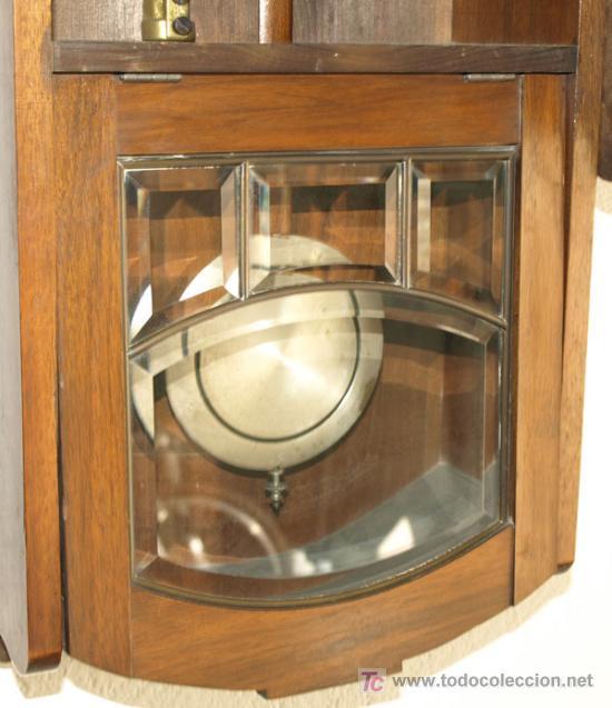 Relojes de pared: RELOJ DE PARED JUNGHANS - Foto 8 - 12913554
