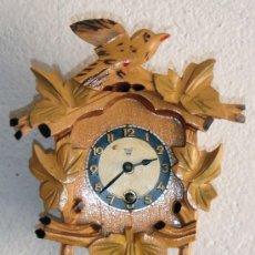 Relojes de pared: RELOJ DE CUCO PEQUEÑO. Lote 12984750