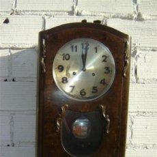 Relojes de pared: RELOJ DE PARED ANTIGUO. Lote 13355890