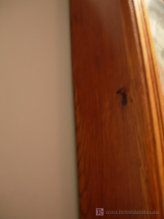 Relojes de pared: LIQUIDACION RELOJ DE PARED MODERNISTA CON CAJA DE ROBLE. ADMITO OFERTAS - Foto 9 - 171362437