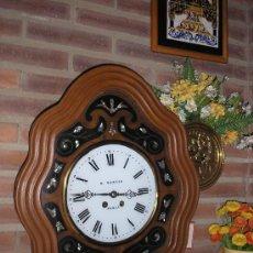 Relojes de pared: ANTIGUO OJO BUEY MAQUINA PARIS- NAPOLEON III- AÑO 1890-10. Lote 16096145