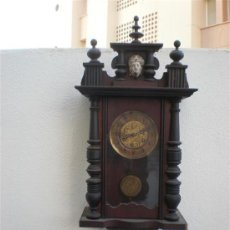 Relojes de pared: FRELOJ DE PARED ANTIGUO. Lote 16372601