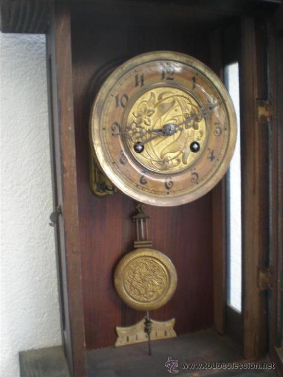 Relojes de pared: freloj de pared antiguo - Foto 2 - 16372601