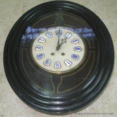 Relojes de pared: RELOJ OJO DE BUEY - MAQUINA PARIS. Lote 24558267