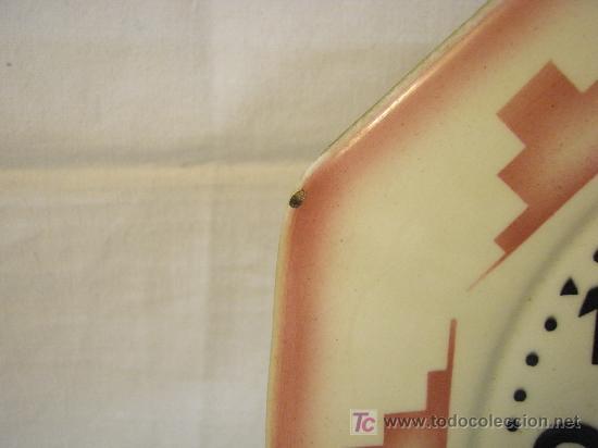 Relojes de pared: RELOJ DE PARED JUNGHANS ART-DECO - Foto 3 - 27582365