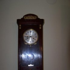 Relojes de pared: RELOJ DE PARED, FUNCIONA. Lote 27392899