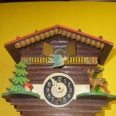 Relojes de pared: RELOJ CUCÚ. Lote 22499473