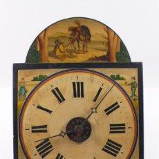 Relojes de pared: RELOJ TIPO RATERA, DE UNA CAMPANA.. Lote 21628574