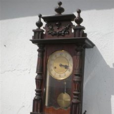 Relojes de pared: RELOJ DE PARED ANTIGUO. Lote 25194578