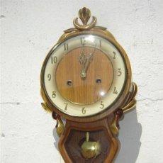 Relojes de pared: RELOJ DE PARED JUNGLA. Lote 26028767
