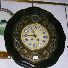Relojes de pared: RELOJ OJO DE BUEY. Lote 26533507
