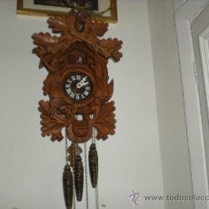 Relojes de pared: PRECIOSO CUCO. Lote 28378797