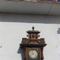 Relojes de pared: RELOJ DE PARED AMERICANO NADIA. Lote 28645964