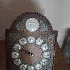 Relojes de pared: RELOJ DE PARED. Lote 29036450