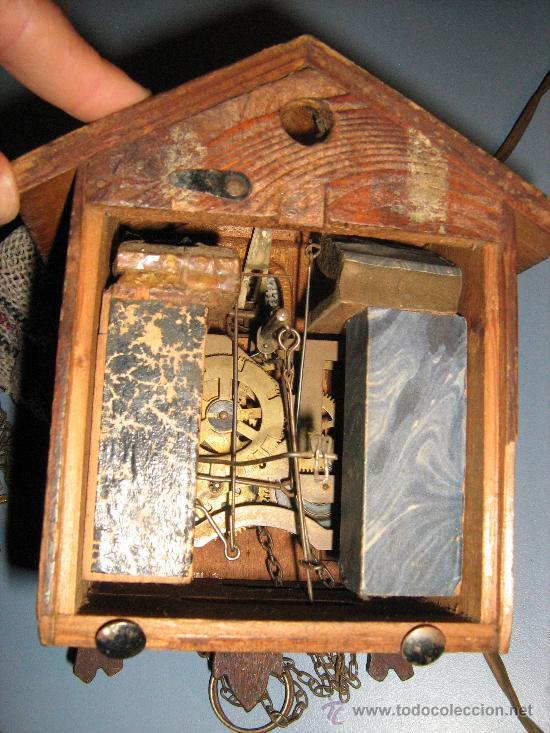 Relojes de pared: Reloj Cucú - Foto 4 - 29055602