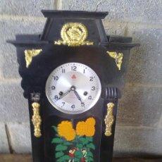 Relojes de pared: RELOJ DE PARED DE CUERDA. Lote 29217132