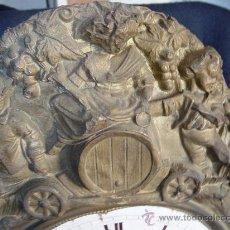 Relojes de pared: MECANISMO MOREZ SIGLO XIX - B. Lote 29379330