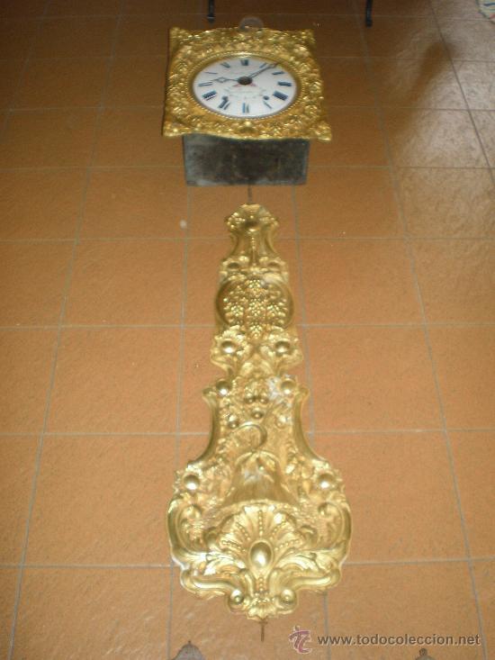 Reloj morez de pendulo gigante comprar - Reloj gigante pared ...
