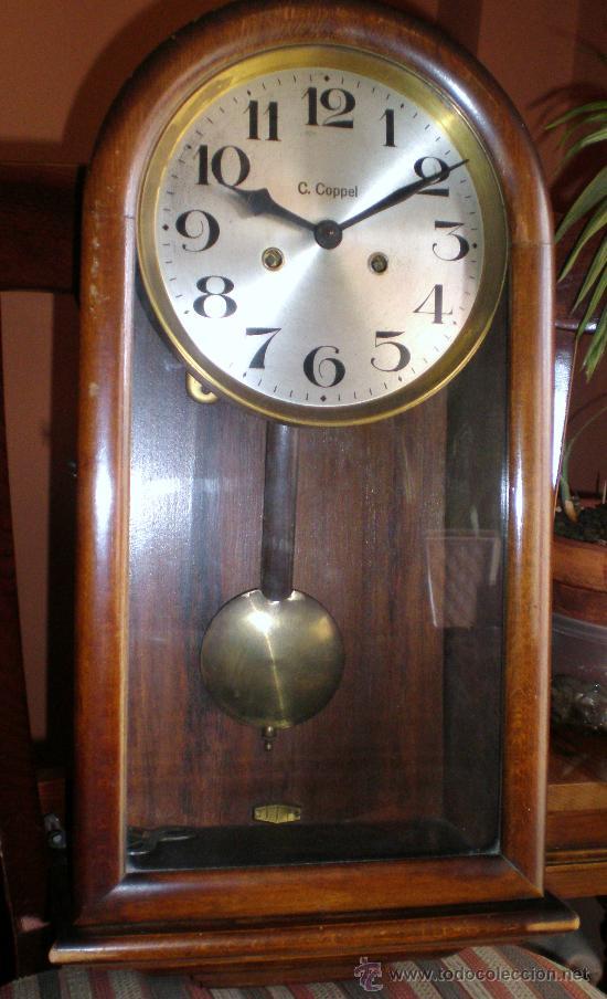 Reloj De Pared C Coppel Comprar Relojes Antiguos De
