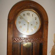 Relojes de pared: RELOJ ART-DECO. Lote 32323707