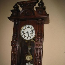 Relojes de pared: RELOJ DE PARED ALEMAN. Lote 32344910