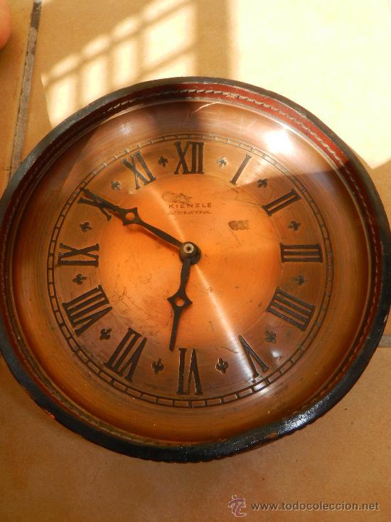 Precioso y antiguo reloj de pared vintage en co comprar - Relojes grandes de pared vintage ...