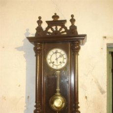 Relojes de pared: RELOJ DE PARED AMERICANO. Lote 33141751