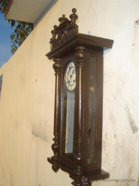 Relojes de pared: reloj de pared americano - Foto 2 - 33141751