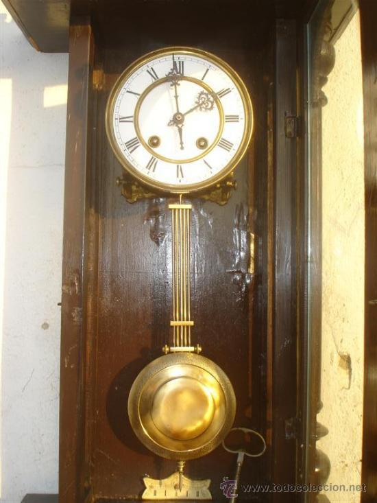 Relojes de pared: reloj de pared americano - Foto 3 - 33141751